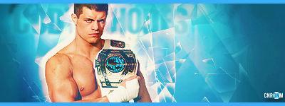 Cody Rhodes Signature