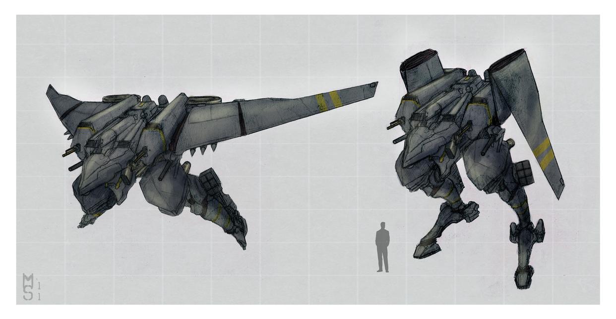 NRC Harrier by Zaeta-K