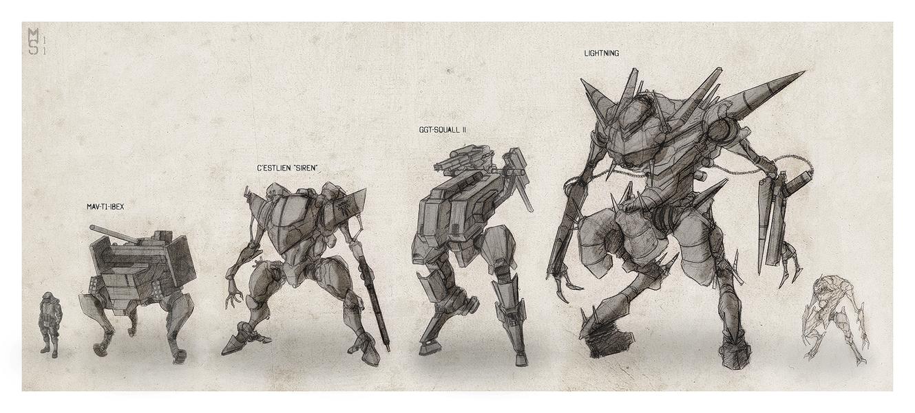 Machines of War by Zaeta-K
