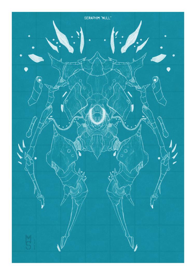 Seraphim Null by Zaeta-K