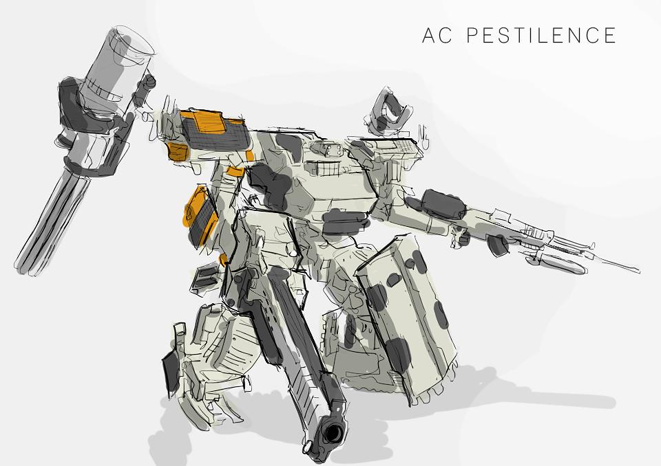AC 'Pestilence' by Zaeta-K