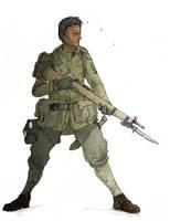 ~50y UPD Soldier by Zaeta-K