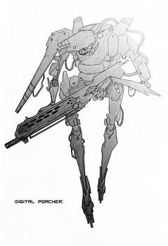 Digital Poacher