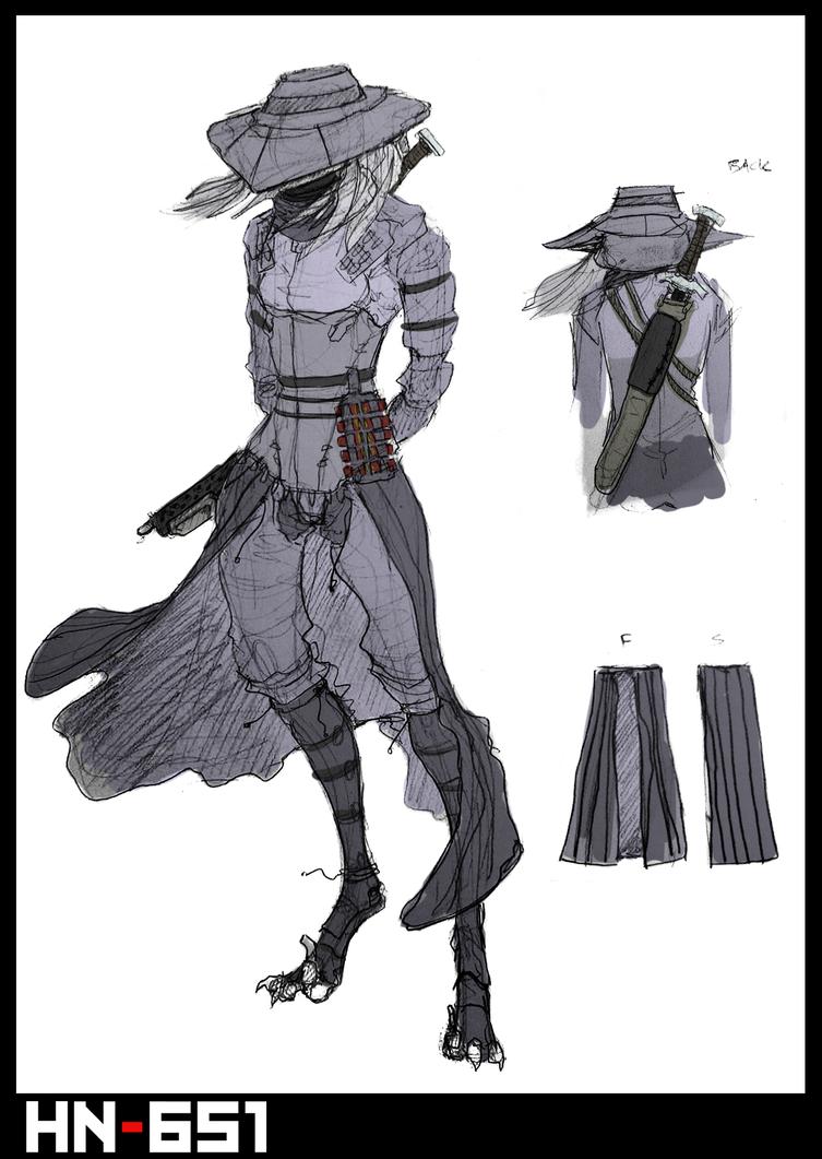 [HN-651] Lady Grey by Zaeta-K