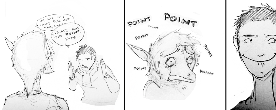 That's Not the Point by Zaeta-K