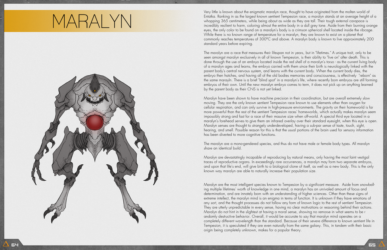 Maralyn Bio by Zaeta-K