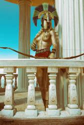 Atalanta by belzaph