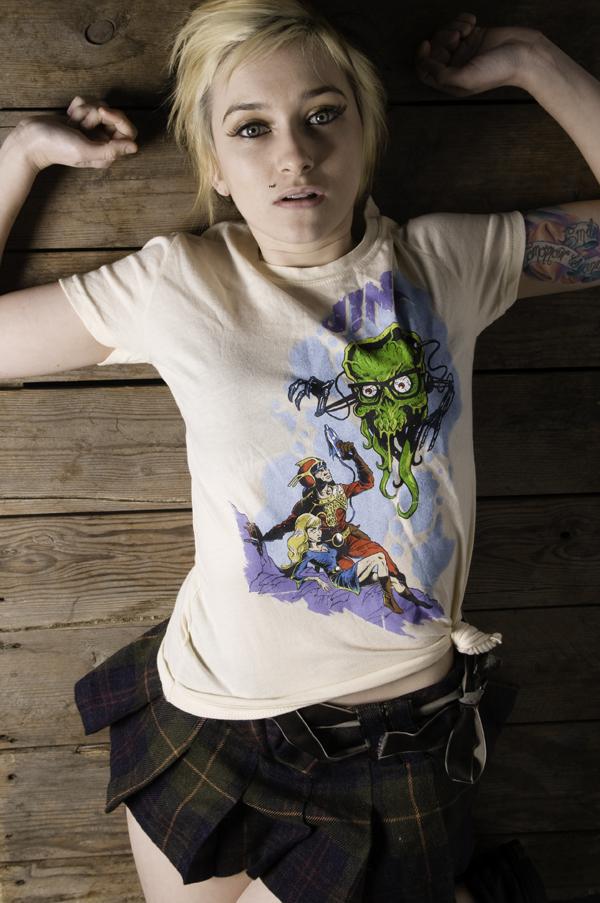 Jinx Attax Shirt by A-I-J-I-N