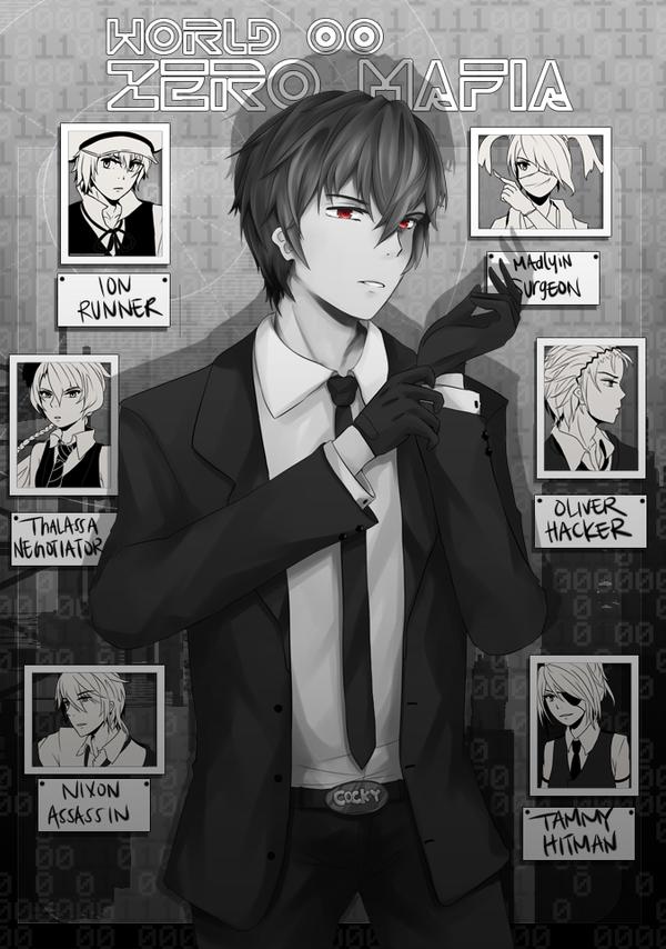 00: Mafia AU by yueru