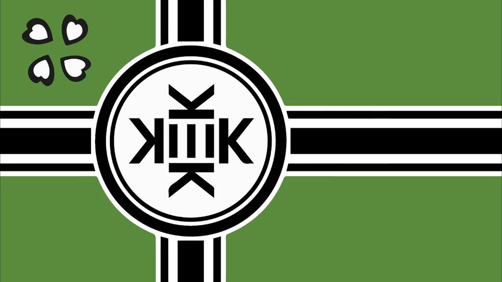 Republic of Kekistan Flag #FreeKekistan by LPBanned17