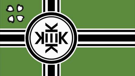 Republic of Kekistan Flag #FreeKekistan