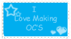 Oc Stamp by JeDoreStamps