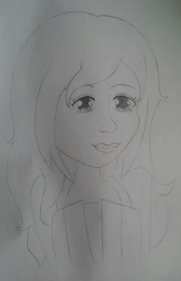 Random girl by sophiafreak7797