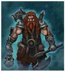 Ulfanc-War Maven Dwarf