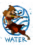 Water - Avatar The Last Airbender