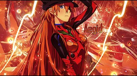 Asuka Signature by Aegid