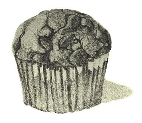 Chocolate Muffin [sotw] by gentlerats