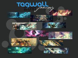 TagWall - January 2010