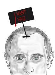 Putin - I Want WW3