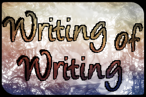 Poetry Icon: Writing of Writing by LMW-The-Poet