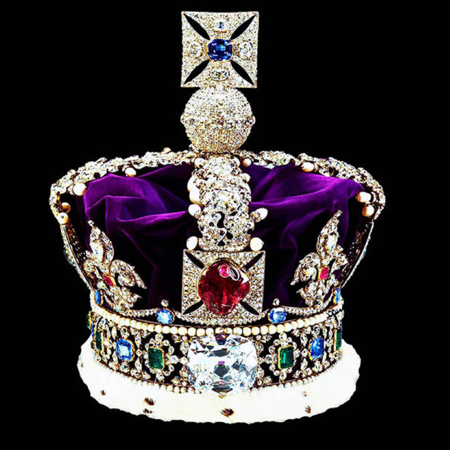 Queen Elizabeth II Imperial State Crown by AzureSky25 on ...