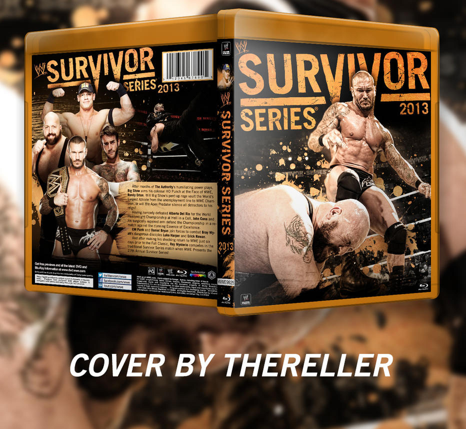 Wwe Survivor Series 2013 Results Survivor series 2013 custom
