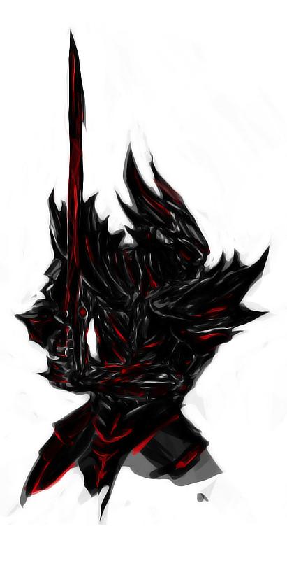 Skyrim Daedric Armor by Kanzel