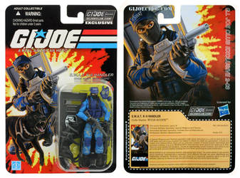 G.I. Joe Wide Scope packaging illustration toy by AdamRiches