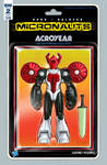 Micronauts #2 Acroyear toy cover IDW