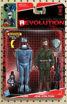IDW Revolution ROM Joe Colton toy cover #2