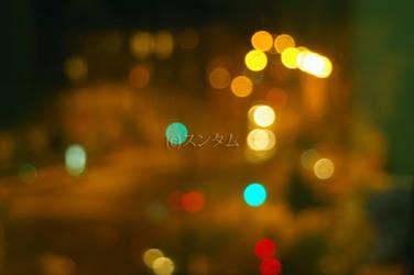 Bokeh at Night by xuantamkun