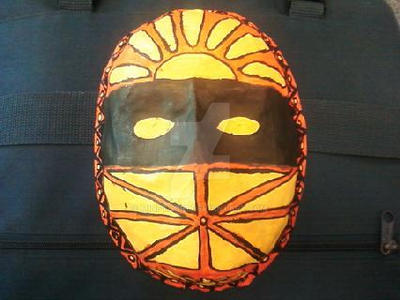 Sunlight Mask by Mini-Thor1