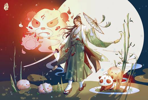 Luo Binghe x Shen Qingqiu Japanese costume