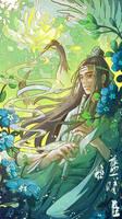 22-1 Lan Xichen Happy birthday   Modaozushi