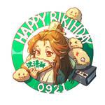 Shen Qingqiu 0921 Birthday Chibi