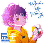 D9-Ohto Ai Wonder egg priority