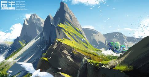 original fantasy - Xiao Sang