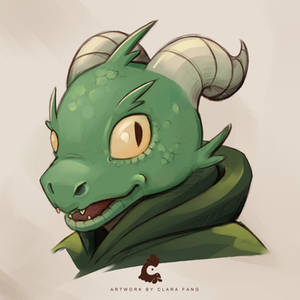 DnD Dragonfolk Commission