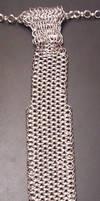 Chainmaille Necktie
