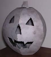 Steel Pumpkin