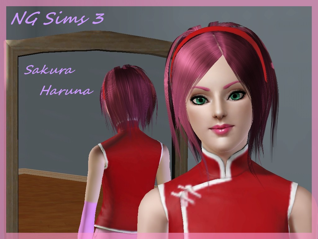 Naruto Sims 3