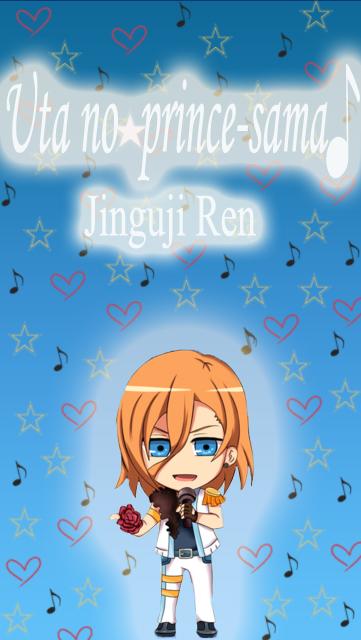 Ren Jinguji Chibi N8 By ng9 by ng9