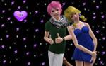 NaLu Sims 3