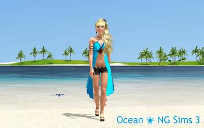 Ocean NGSims3 2 by ng9