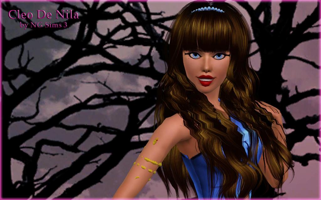 Cleo De Nila by NGSims3 by ng9