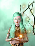 Elf Druid by NGSims3 by ng9