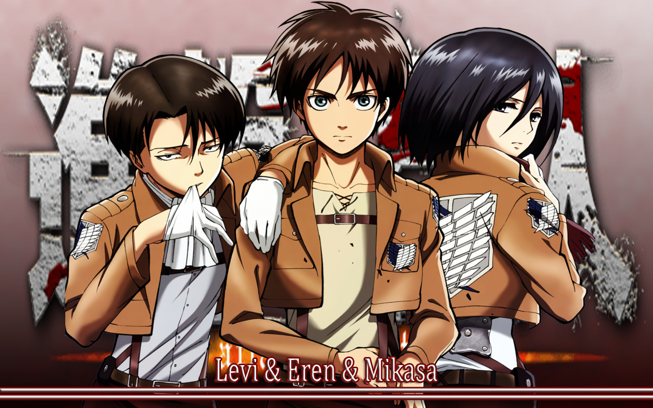 levimika and shingeki no kyojin Rivamika love Levi x ... |Attack On Titan Levi And Mikasa