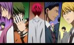 Kiseki no Sedai (episode 36)