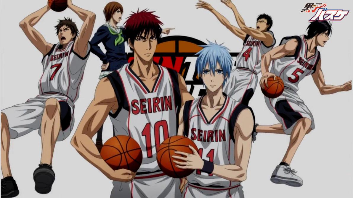 70 best Team Seirin images on Pinterest  Kuroko no basket