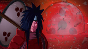 Madara Uchiha HD Wallpaper